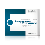 БАД ESSENTIALS by Siberian Health «Витамины с кальцием» 500082